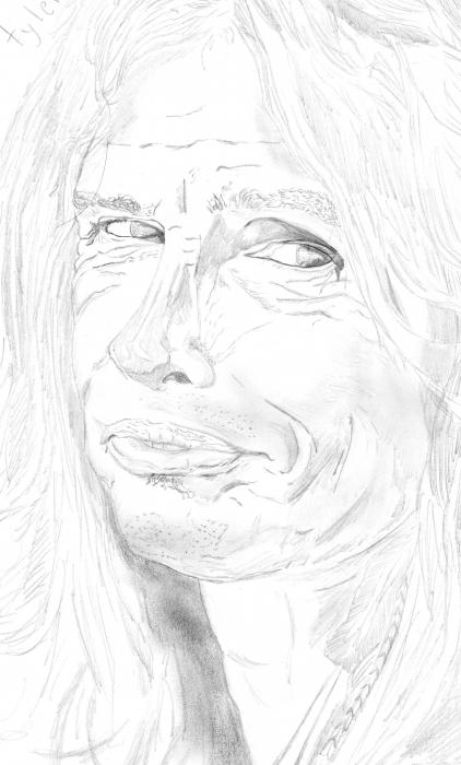 Steven Tyler par Lenzs721